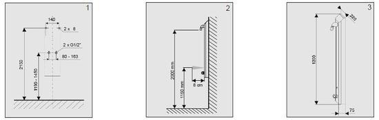 Prysznice Bezdotykowe Prysznic Na Fotokomórkę Baterie Na Czujnik