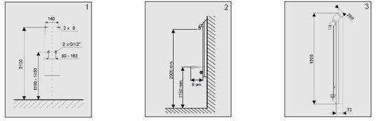 Prysznic Bezdotykowy Baterie Elektroniczne Bateria Zbliżeniowa