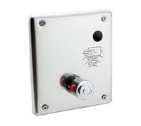 Bezdotykowa bateria prysznicowa,  z mieszaczem termostatycznym.